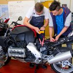 Zweiradmechatroniker/in