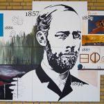 Gemälde Heinrich Hertz