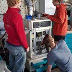 Anlagenmechaniker/in Sanitär-, Heizungs- und Klimatechnik