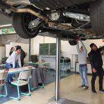 Fachbereich Fahrzeugtechnik